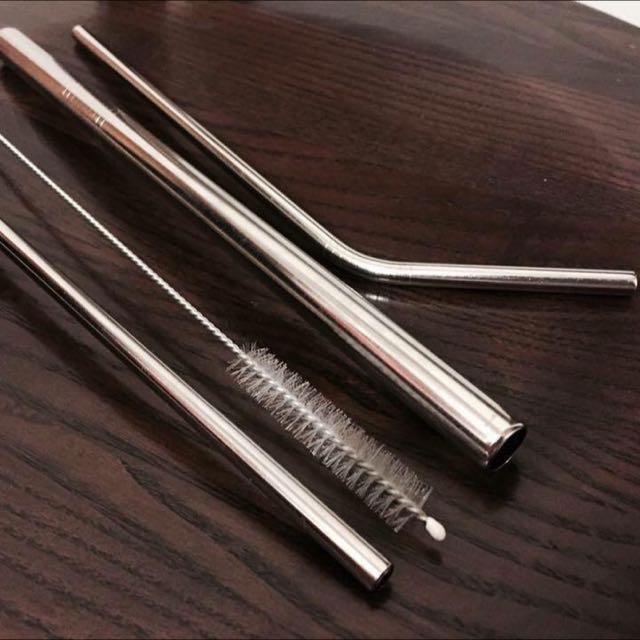 頂級316不鏽鋼環保吸管組