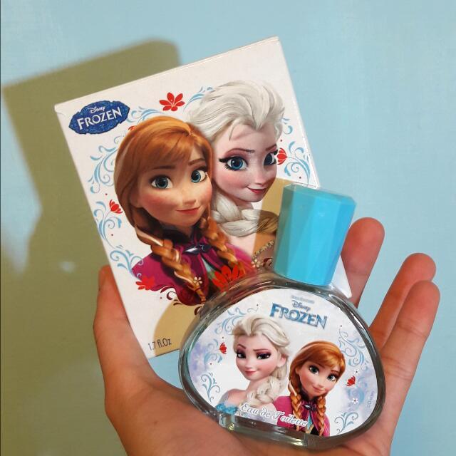 (含運唷)冰雪奇緣💙50mI 香水