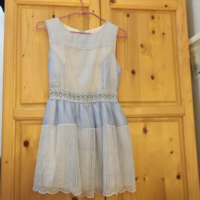 蓬蓬紗裙洋裝