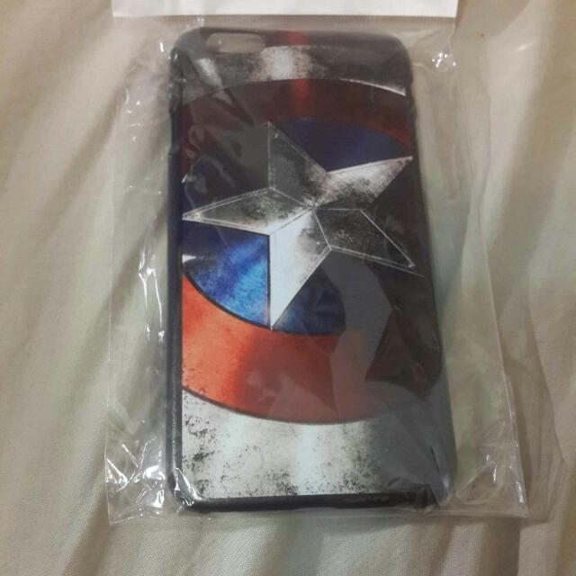 美國隊長  I phone6,I phone 6s手機殼