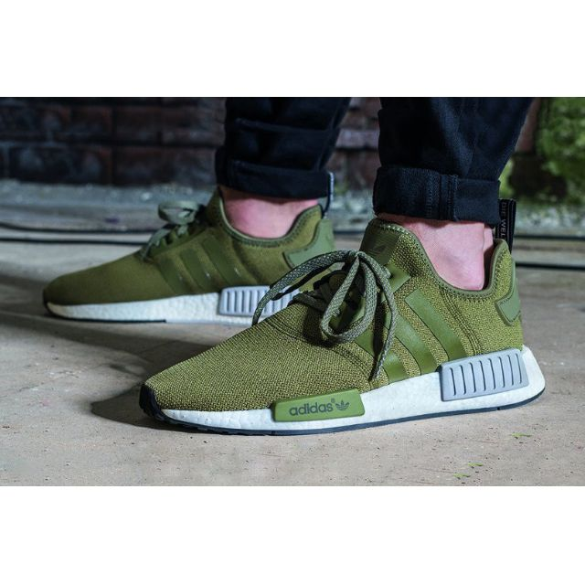 "d7dee173c Adidas NMD R1 ""OLIVE"" EUROPE EXCLUSIVE"