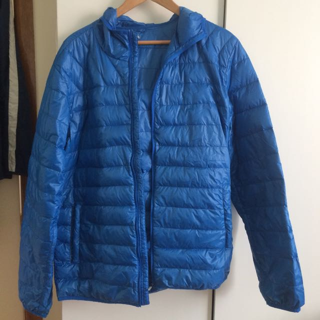 Blue Outdoor Jacket