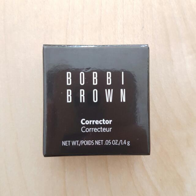 BRAND NEW BOBBI BROWN CORRECTOR 'LIGHT BISQUE' AUTHENTIC UNTOUCHED IN PACKAGING