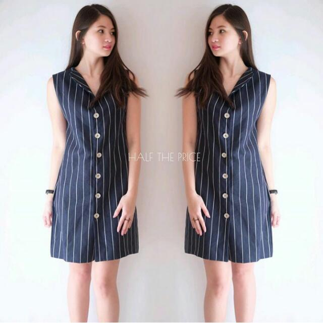 Button Down Dress From HtP