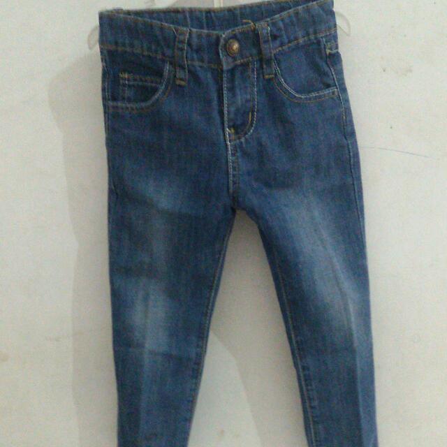 celana jeans anak Zara kids