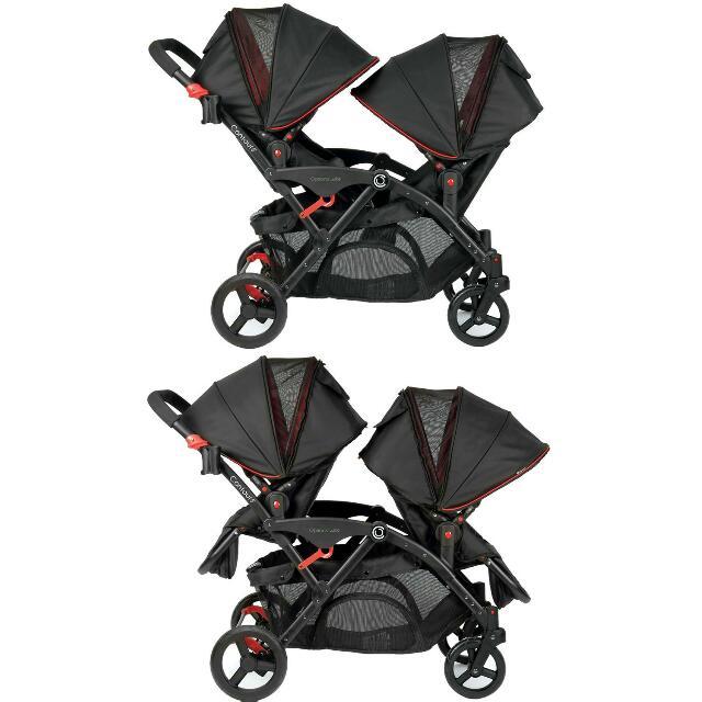 Contours option ELITE Tandem Stroller*reserved*