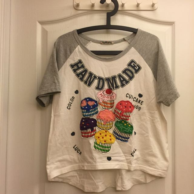 Cup Cake T-shirt2手