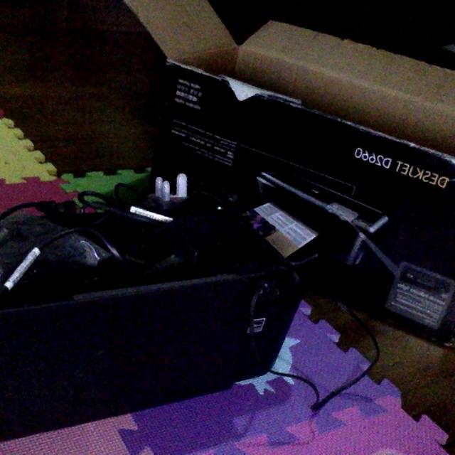 D2660 HP Series Printer