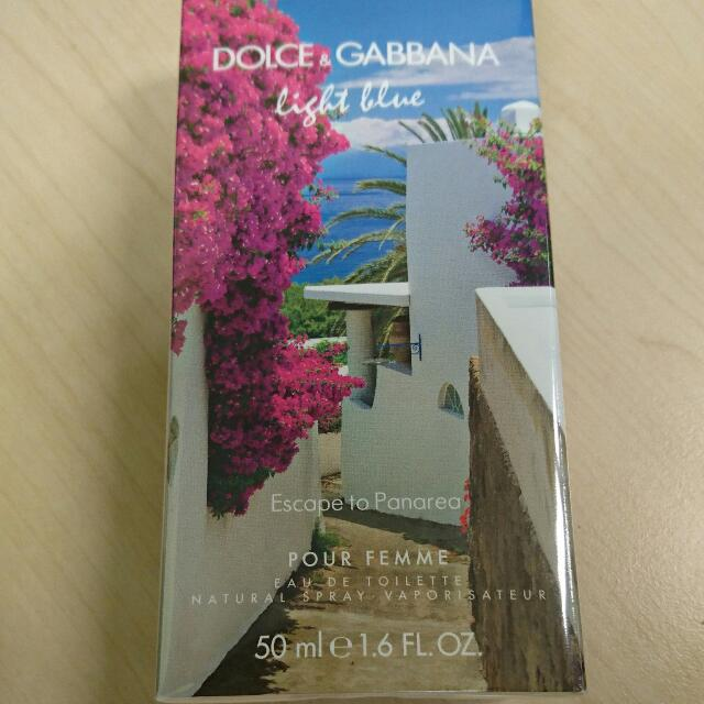 466d29f3 Dolce & Gabbana Light Blue (Escape To Panarea) Perfume, Health ...