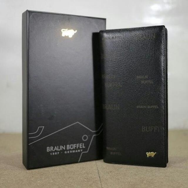 Dompet Kulit Braun Buffel - Grafir