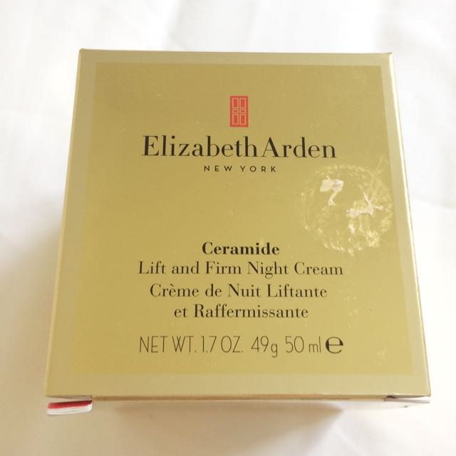 Elizabeth Arden Lift and Firm Night Cream
