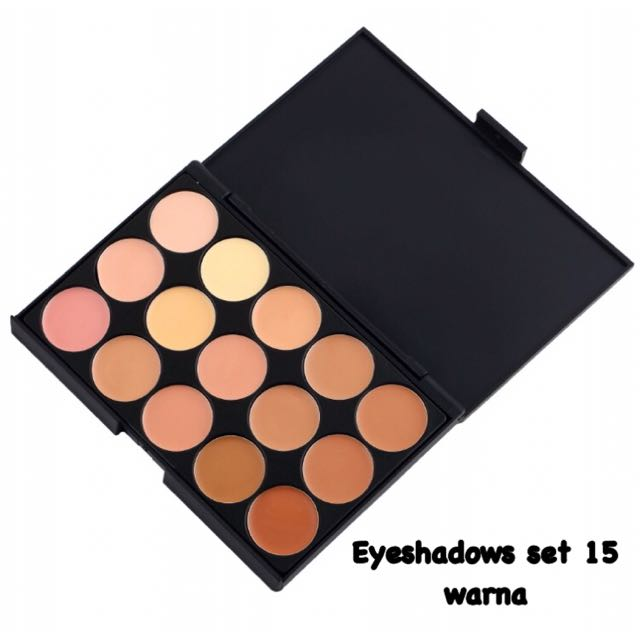 Eyeshadows Set 15 Warna
