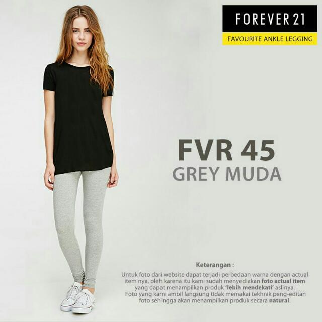 F21 - Cotton Legging