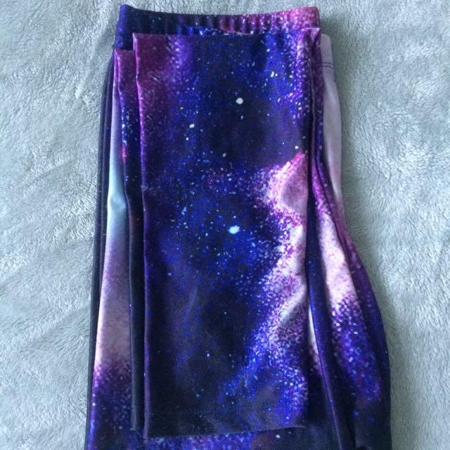 Galaxy Leggings ✨