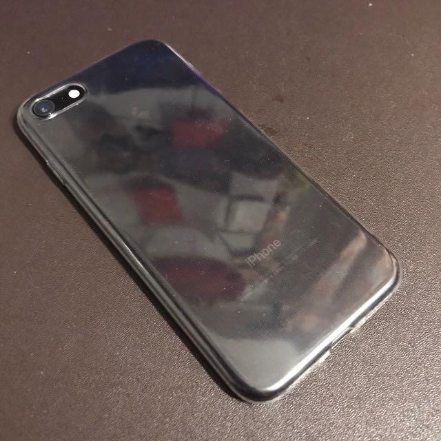 Iphone7 保護軟殼 透明殼