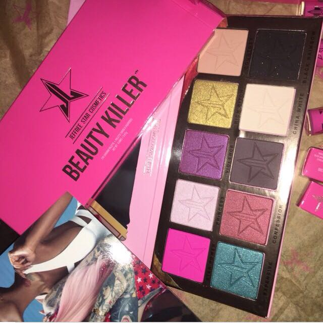 Jeffree Star Pallete