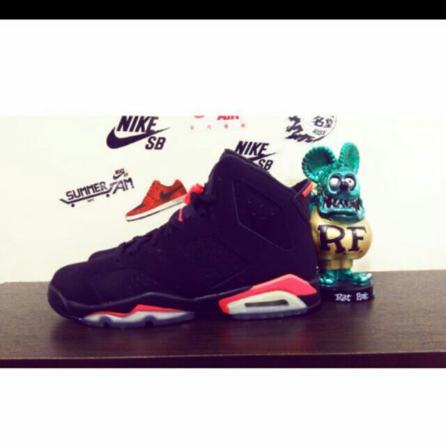 Jordan 6代 大魔王 女鞋 GS
