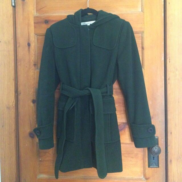 Kenneth Cole Fall Coat