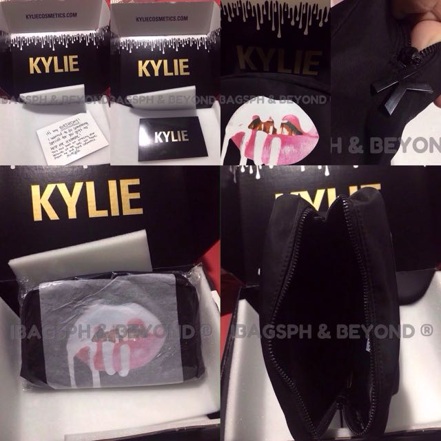 Kylie Make Up Pouch