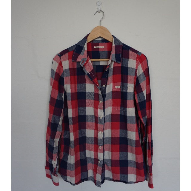 Lee Check Shirt - Medium