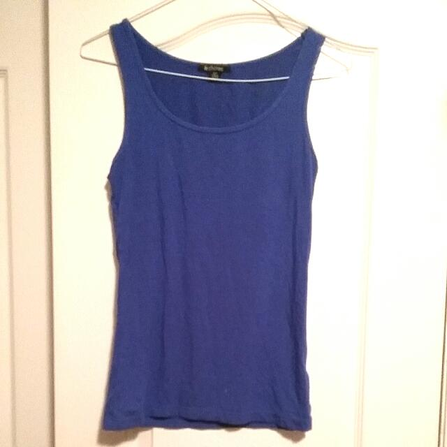 Le Chateau Tank Top