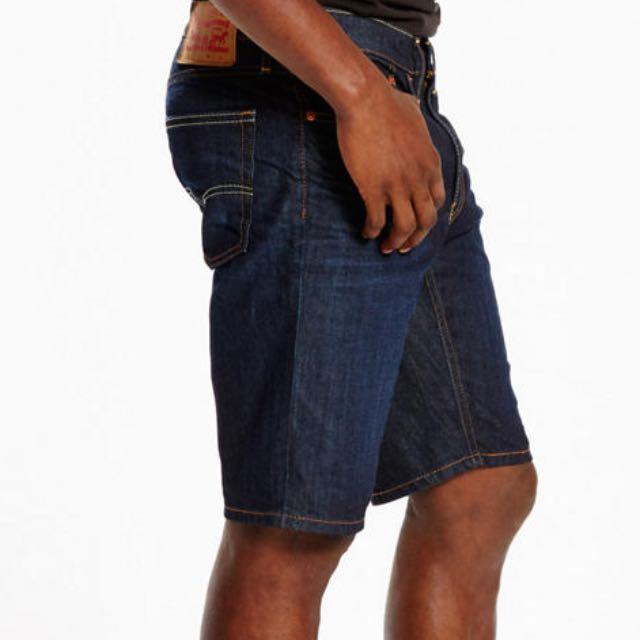 Levi's 541短褲深藍🌟全新正品