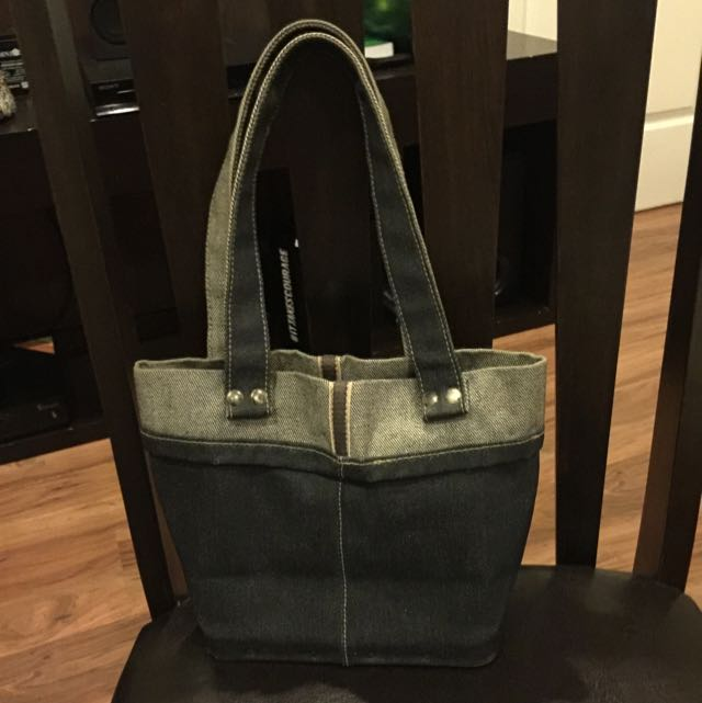 Levis Small Denim Bag