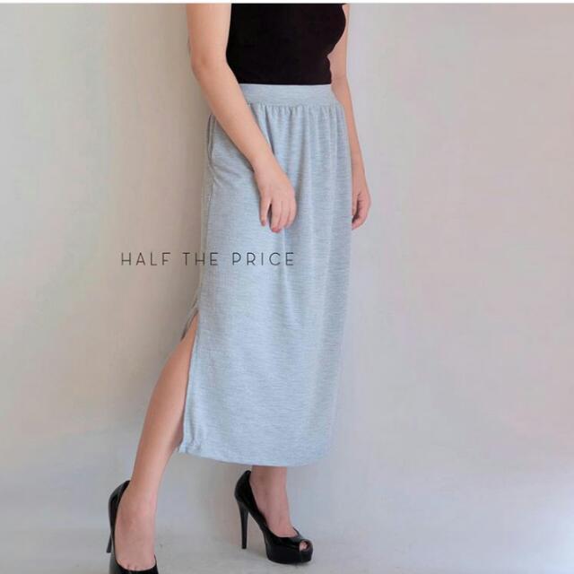 Long Slit Skirt From HtP