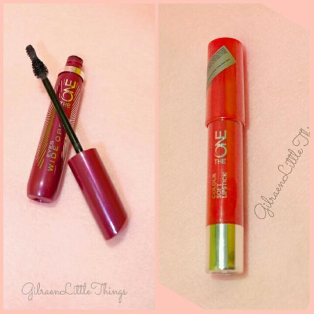 Makeup Set 1 (Mascara + Lipstick)