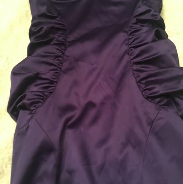 Marciano Deep Purple Dress
