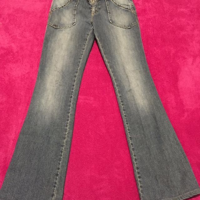 Mavi Light Denim Pants (Size 27)