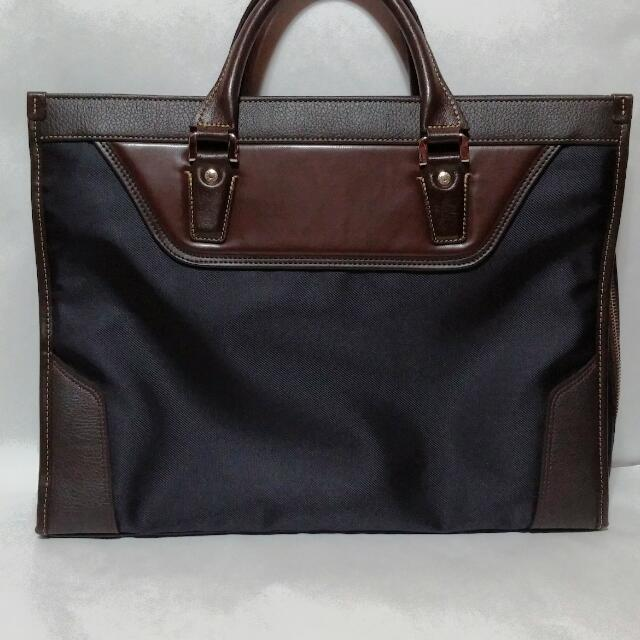 Men's Portfolio Bag from Japan