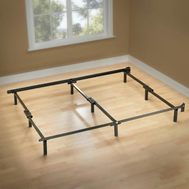 Metal Bed Frame - Queen
