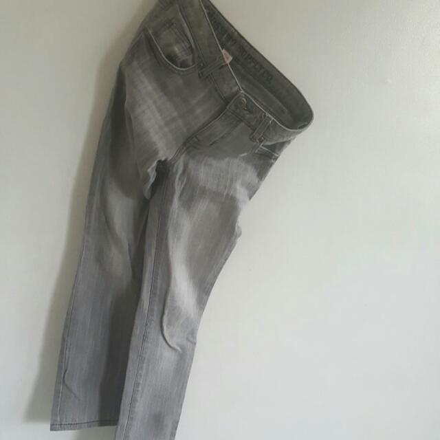 Mossimo Grey Jeans