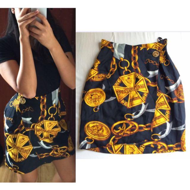 Motif Skirt