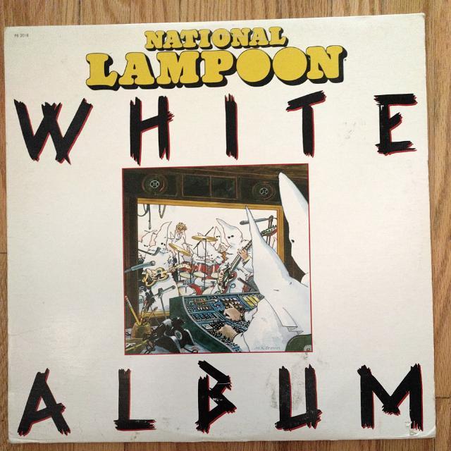 National Lampoon's White Album