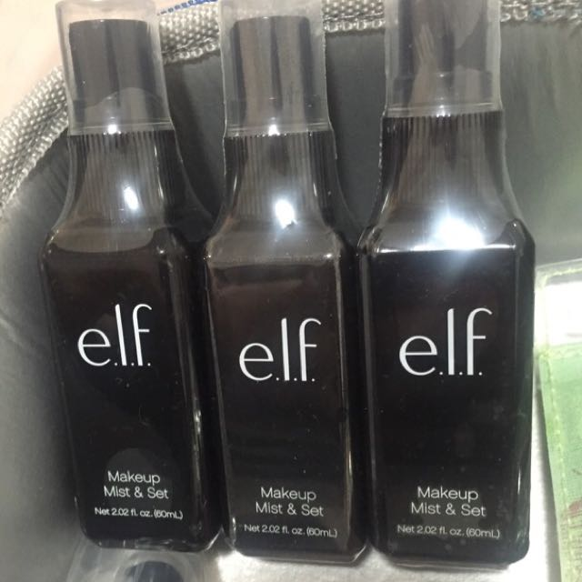 💝New Sealed E.L.F Setting Spray Mist 60ml