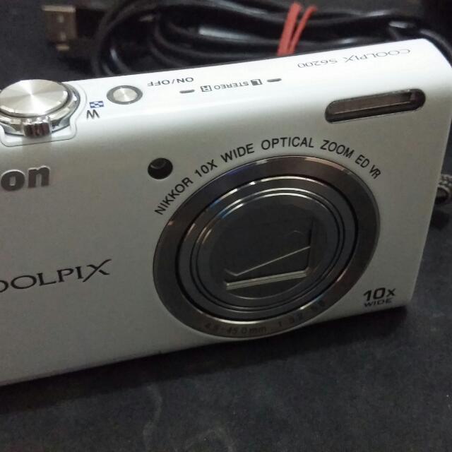 Nikon S6200 10倍光學