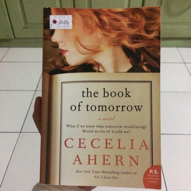 Novel By Cecelia Ahern