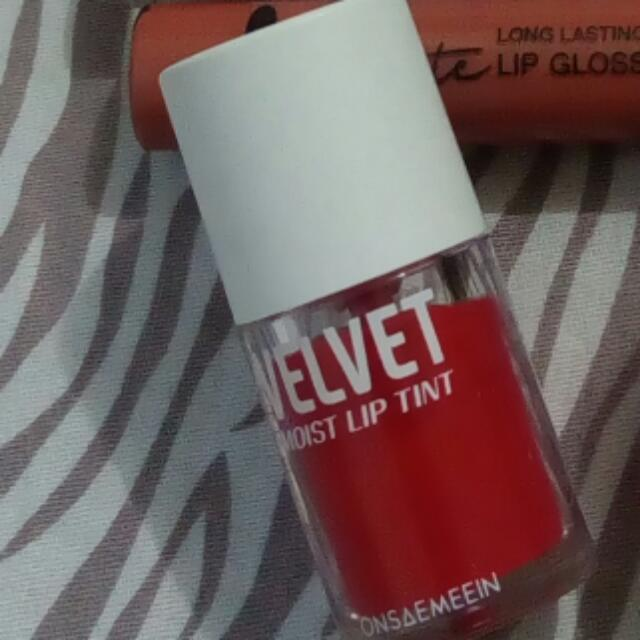 ONSAEMEEIN Velvet Lip Tint