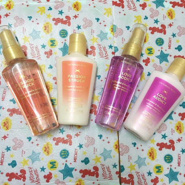 ORI VICTORIA SECRET BODY LOTION (PINK LOTION ONLY)