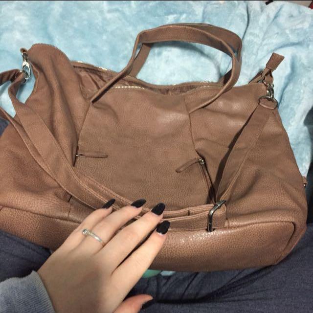 Overnight/ Nappy Bag