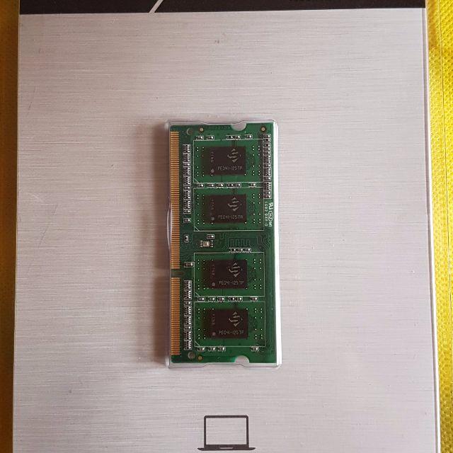 PNY DDR3/4GB RAM