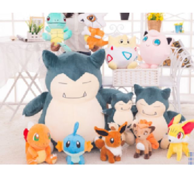 Pokemon Plushies for Sale !