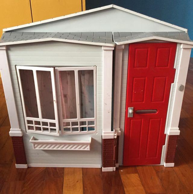 Semi Doll House