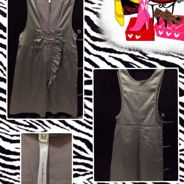 Silver Coctail Dress
