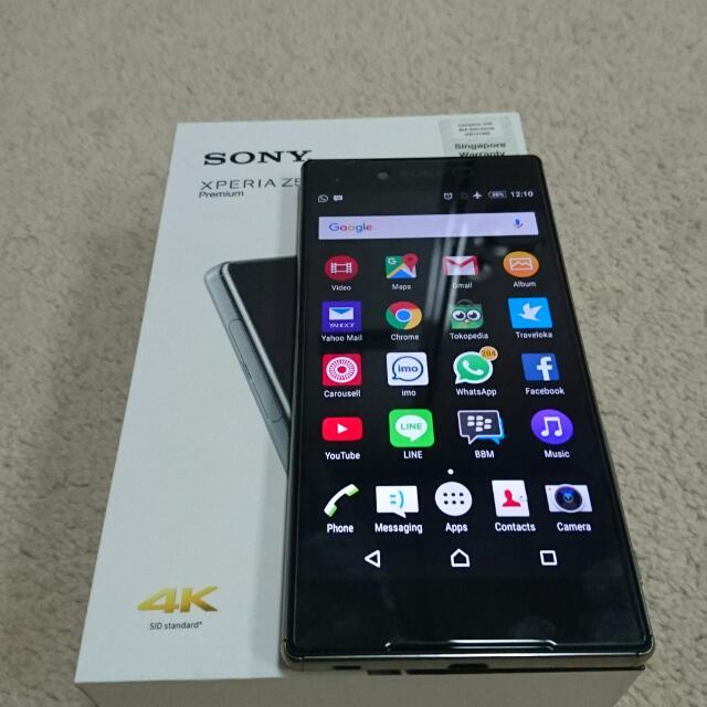 Sony Xperia Z5 Premium - Single Sim