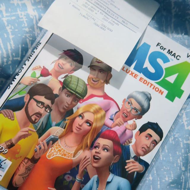 The Sims 4 For Mac