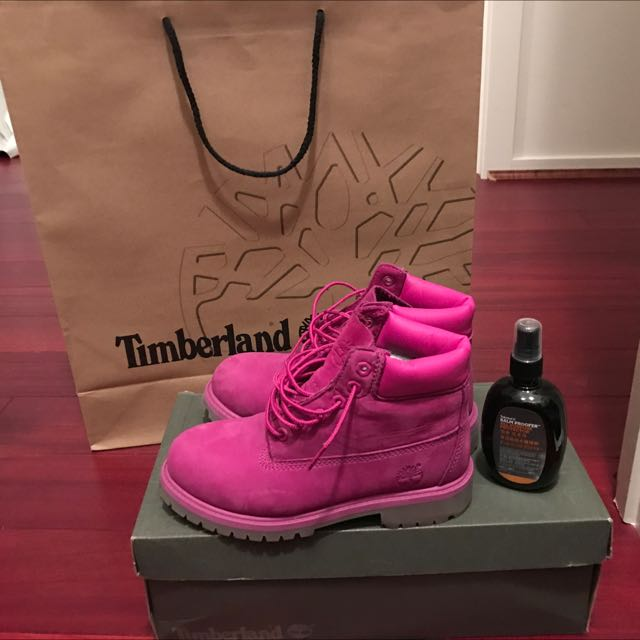Timberland + Dry Clean