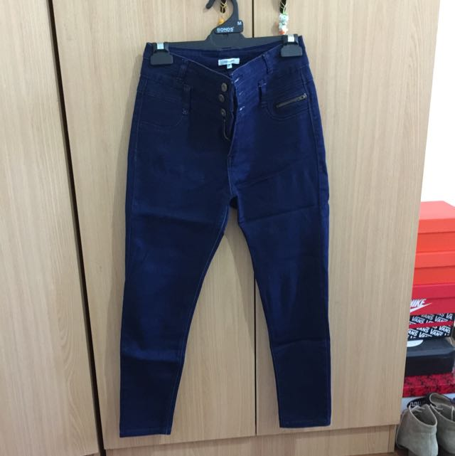 Valley Girl High Waisted Jean